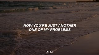 Lana Del Rey - High by the beach (Lyrics)