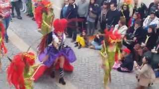 GRES Trepa no Coqueiro- Desfile 2014