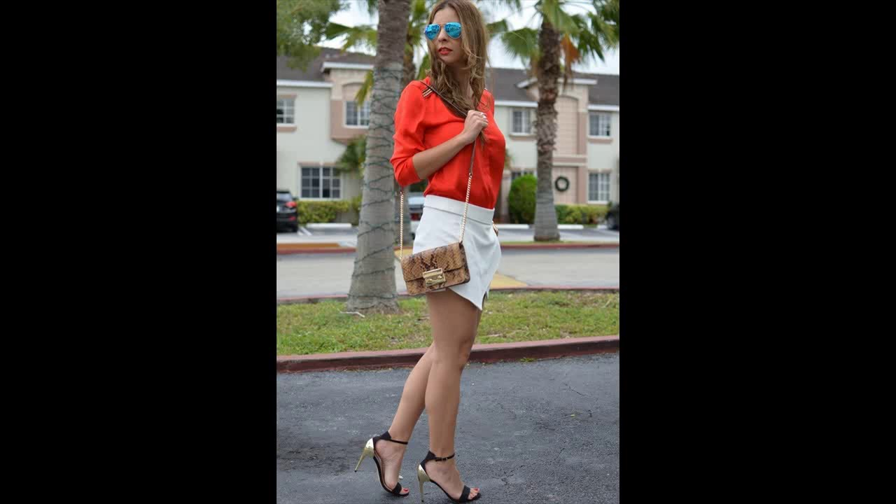 5bc8f73a2249 Stylish Street Style Outfit Ideas with Ankle Strap Heels Pretty Designs
