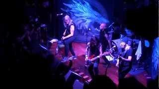 Steve Harris (from iron maiden) British lion tour live in Faro. The Chosen Ones
