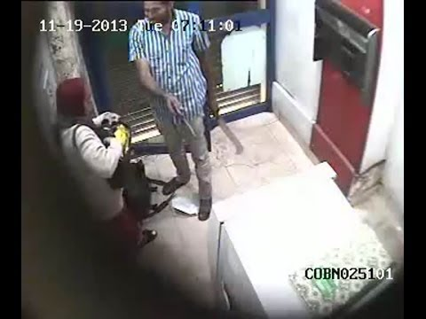 Inhuman attack on Malayalee woman inside Bangalore ATM