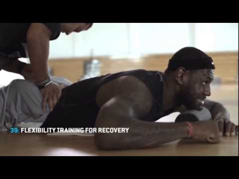 Flexibility to recovering athletes