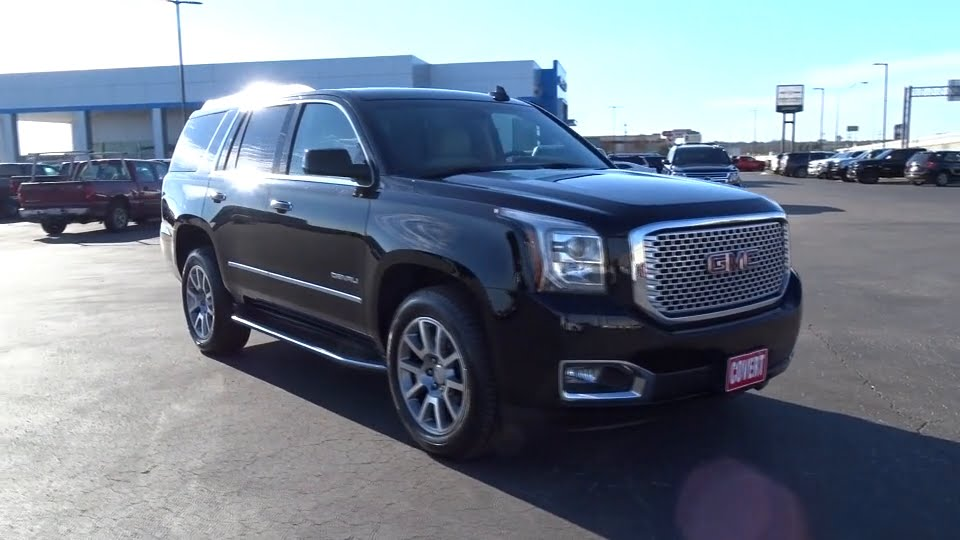Covert Gmc Austin >> 2015 GMC Yukon Austin, San Antonio, Bastrop, Killeen, College Station, TX 371121A - YouTube