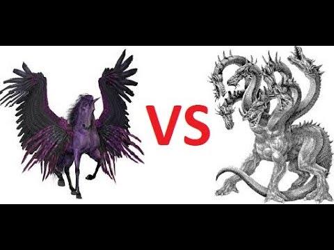 The BIGGEST Legendary Creatures In Greek Mythology