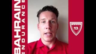 Bahrain Endurance 13 - Launch Sam Appleton