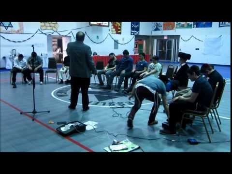 Dovid Roetter Gets Hypnotized - Purim 5773