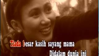 Download VIDEO KARAOKE LAGU NOSTALGIA - Kasih Mama / peppy