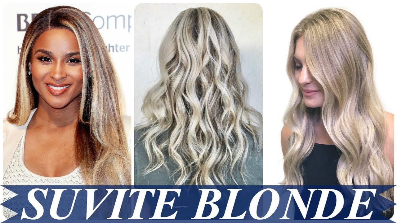 Saten Cu Suvite Blonde 2018 Femei Youtube