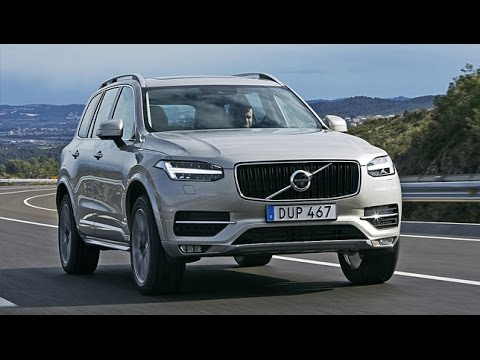 volvo xc90 d5 premium im gebrauchtwagen test doovi. Black Bedroom Furniture Sets. Home Design Ideas