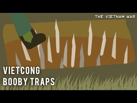 Vietcong Booby Traps