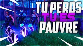 Fortnite: You lose the Race, you cry! #La Race to Death - ( Fortnite Save the World)