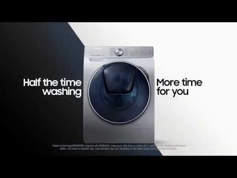 samsung quickdrive washing machine youtube. Black Bedroom Furniture Sets. Home Design Ideas