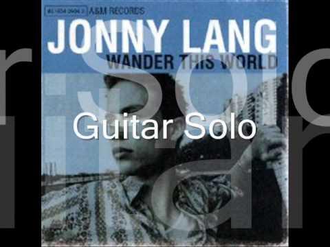 youtube jonny lang walking away