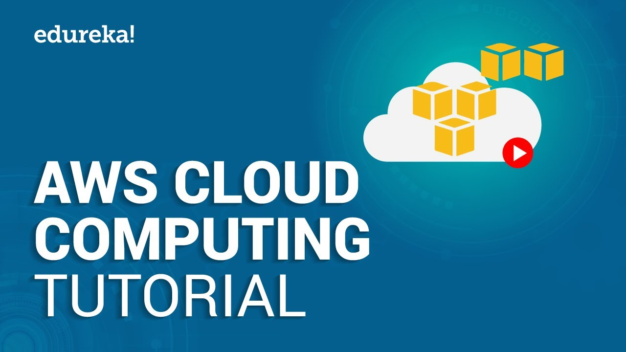 Amazon Cloud Tutorial for Beginners | Getting Started with AWS Cloud | AWS Training | Edureka