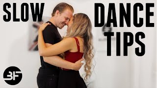 Slow Dance Tips | H๐w to Slow Dance