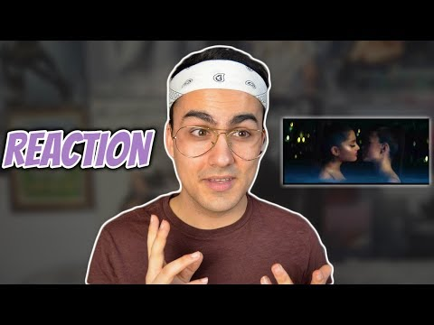 REACTION: Ariana Grande - break up with your girlfriend i&39;m bored  JJ