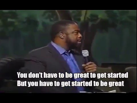 LES BROWN: 13 of his BEST Quotes of ALL TIME! Super #Motivational