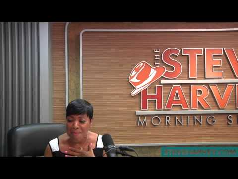 Shirley Strawberry's Surprise Marriage Proposal Live On The Steve Harvey Morning Show