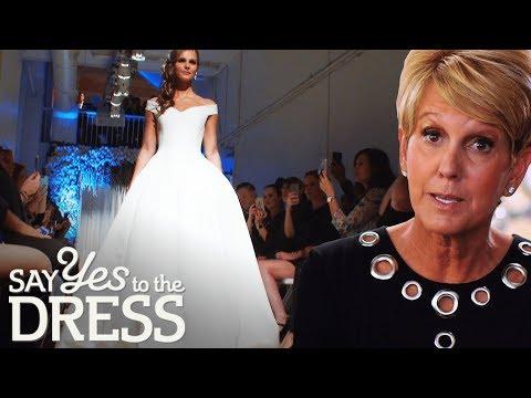 Lori & Monte Go to Bridal Fashion Week | Say Yes To The Dress Atlanta