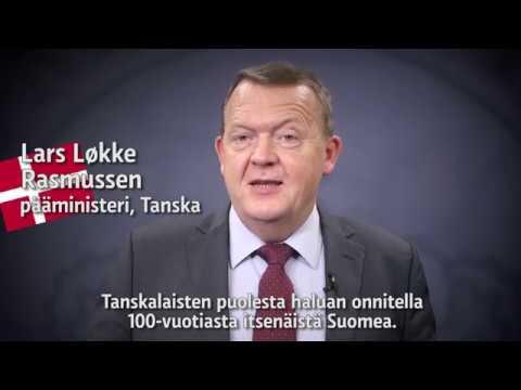 Denmark, Prime Minister Lars Løkke Rasmussen