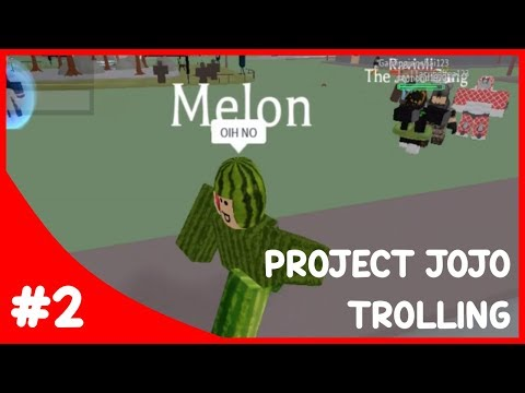 Exploding Everyone With Killer Queen || Roblox Project JOJO