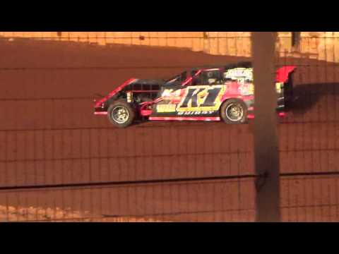 Sabine motor speedway Limited modified hot laps 3/19/16