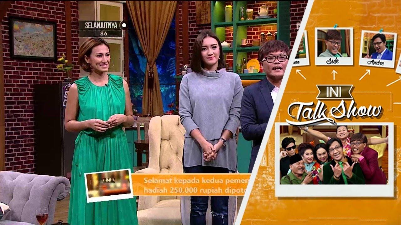 Download Davina Veronica Ajak Cintai Lingkungan Kita (25 Maret 2016 Part 7/6)