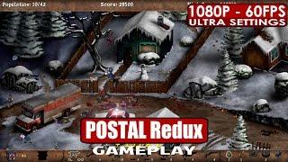 POSTAL Redux gameplay PC HD [1080p/60fps]