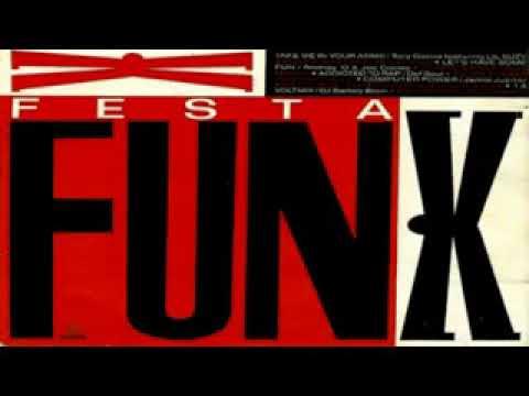 Festa Funk - Planet Funk BR