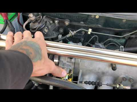 skunk2 70mm sticking throttle body fix