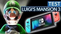 Luigi's Mansion 3 Review - Wohlfühlgrusel auf der Switch