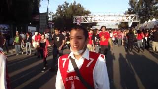 Lleve sus tacos de canasta !  Festival Vive Latino 2010, Mexico, D. F.