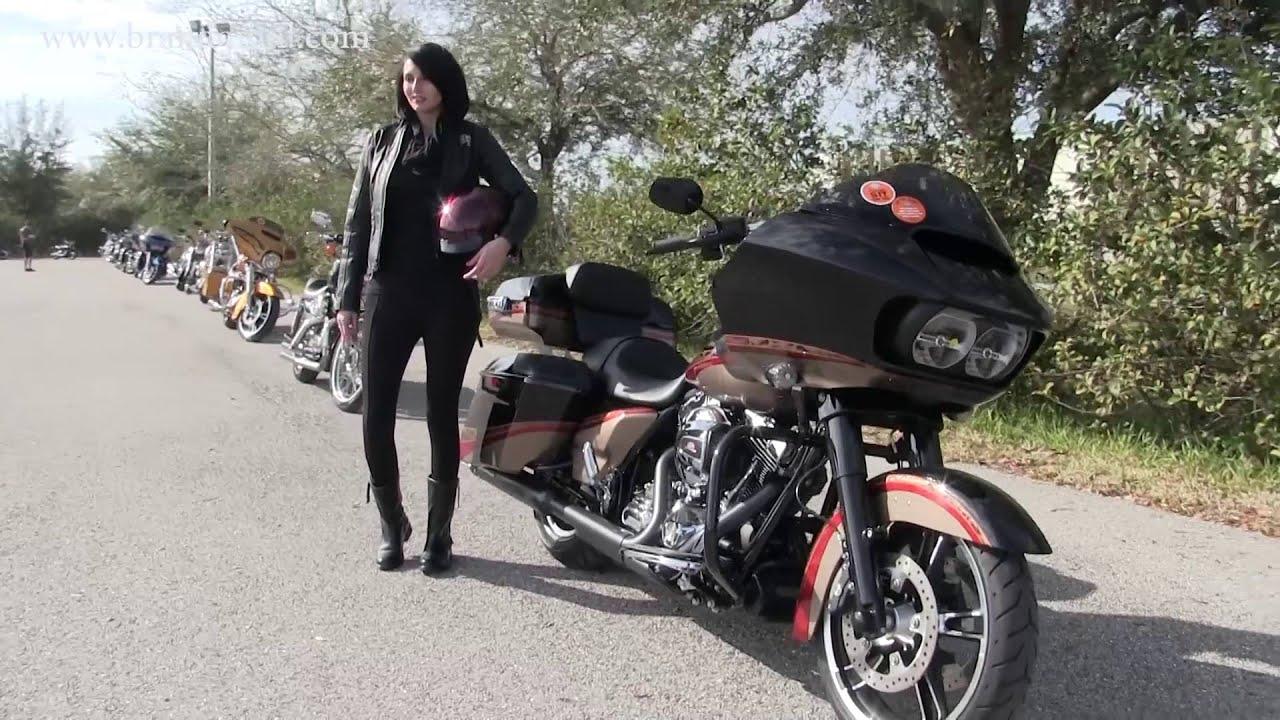 Harley Davidson Road King Tour Pack