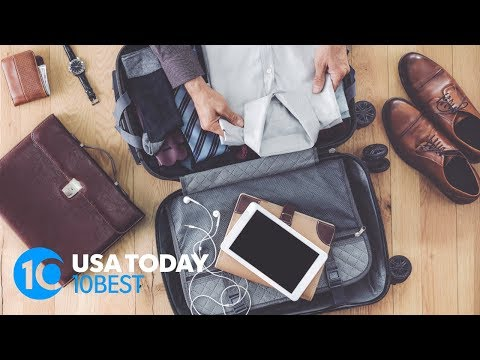 How to pack a suitcase like a pro - packing tips for your next trip