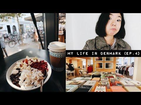 SHOPPING IN COPENHAGEN! 🇩🇰🤩💸| Denmark Vlog Ep. 4