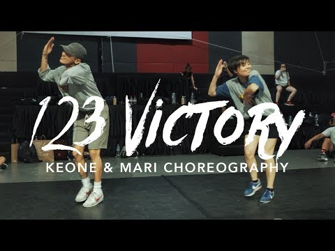 123 Victory - Kirk Franklin ft. Pharrell | Keone & Mari Choreography | Summer Jam Dance Camp 2017