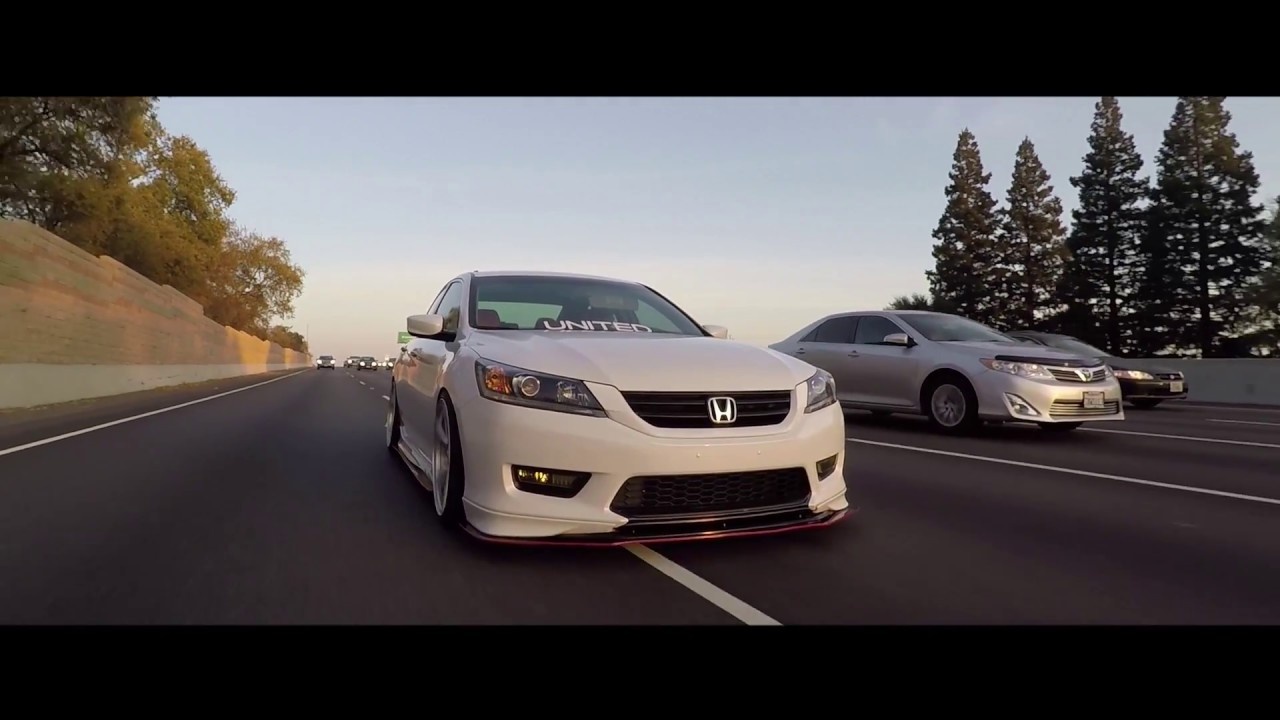 9Th Gen Accord >> My super clean 2015 Honda Accord Sport 9th gen lowered ...