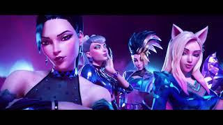More KDA Official Video (Eva B Cover)