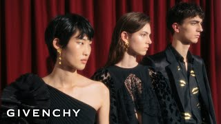 Givenchy Spring Summer 2018 collection video by Jonathan Schoonover