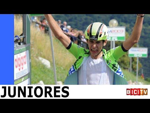 Antonio Tiberi vince ai Colli di San Femo la terza tappa della 3GIORNIOROBICA 2018