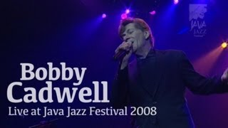 "Bobby Caldwell ""Real Thing"" Live at Java Jazz Festival 2008"