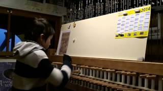 Thomas le carillonneur (impro parfaite)