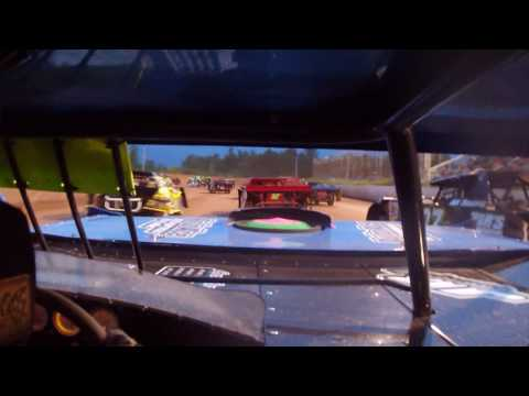 Andy Grymala Racing (Proctor Speedway) Feature  6/16/2017 VIDEO 1of2