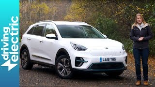 Kia e-Niro electric SUV review - DrivingElectric