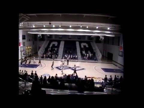 Garrett College vs Pitt-Titusville
