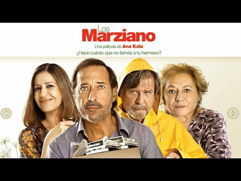 Download Los Marziano - Ana Katz PELICULA COMPLETA