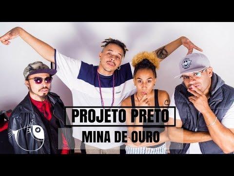 Mina de Ouro - Projeto Preto | PEIXE BARRIGUDO