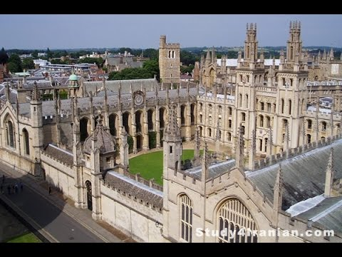 Best Universities for Education University of Oxford