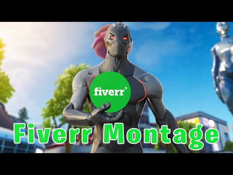 I PAID A GUY ON FIVERR TO EDIT MY MONTAGE!! And Here Is The Result..