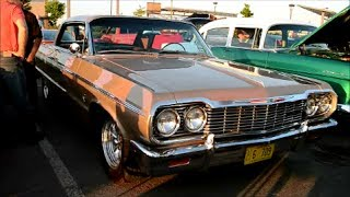 STOCK '64 CHEVY IMPALA SS WITH A 409